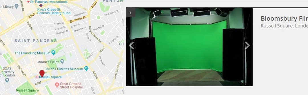 10 top tips for finding the perfect film studio space in London