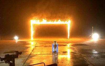 Especial Effects produce fiery Premier League Cup 2018