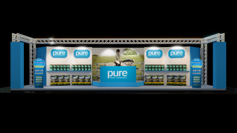 Graphics and Exhibitions Ltd produce new feed merchandisers for their sales retailers