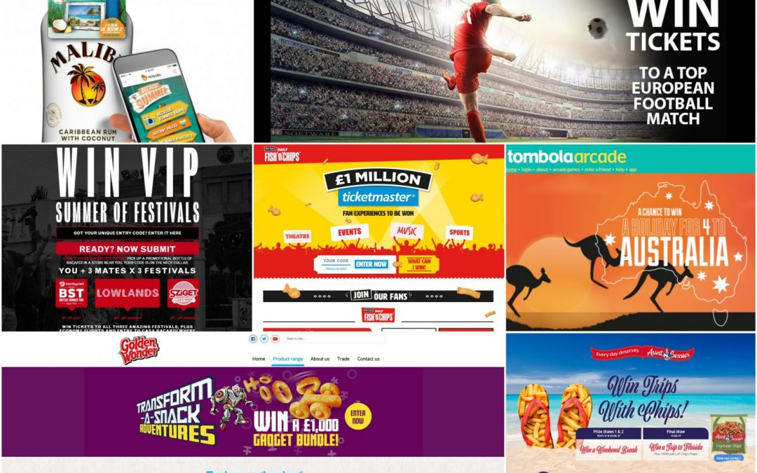 How to Integrate Consumer Prizes and Trade Incentives