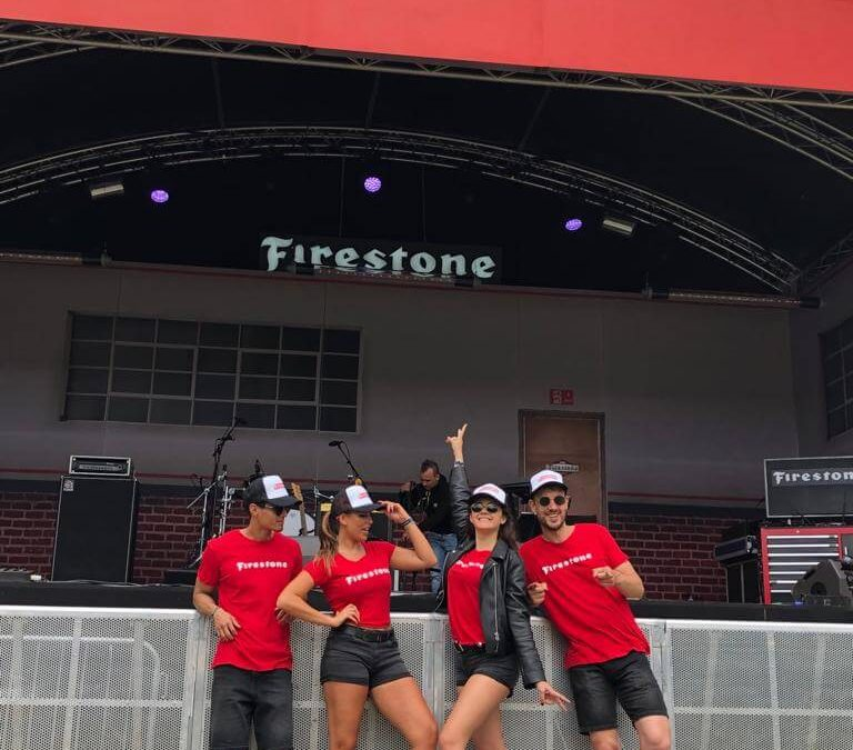 Elpromotions takes the Road to the Mainstage with Firestone