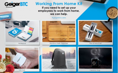 GeigerBTC introduce working from home kit