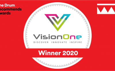 Vision One Win Best Market Research Agency 2020