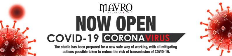 Mavro Worldwide Studios Now Open