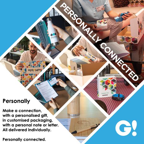 Utilise the power of personalisation!