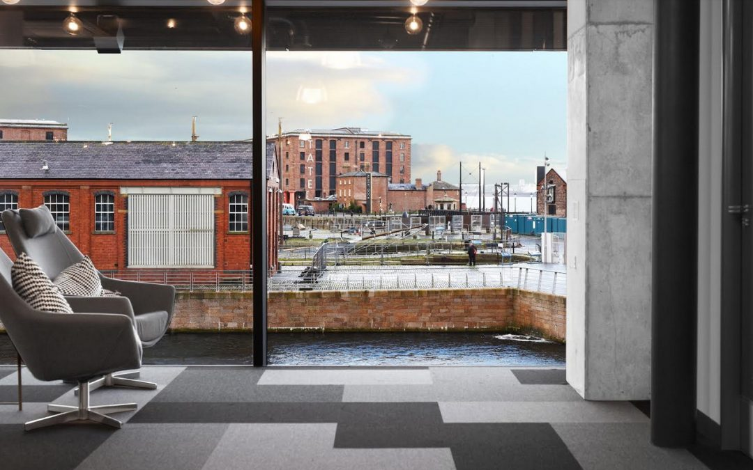 Vision One opens its new Liverpool office at the request of employees