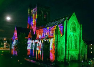 launch_event_projection_mapping