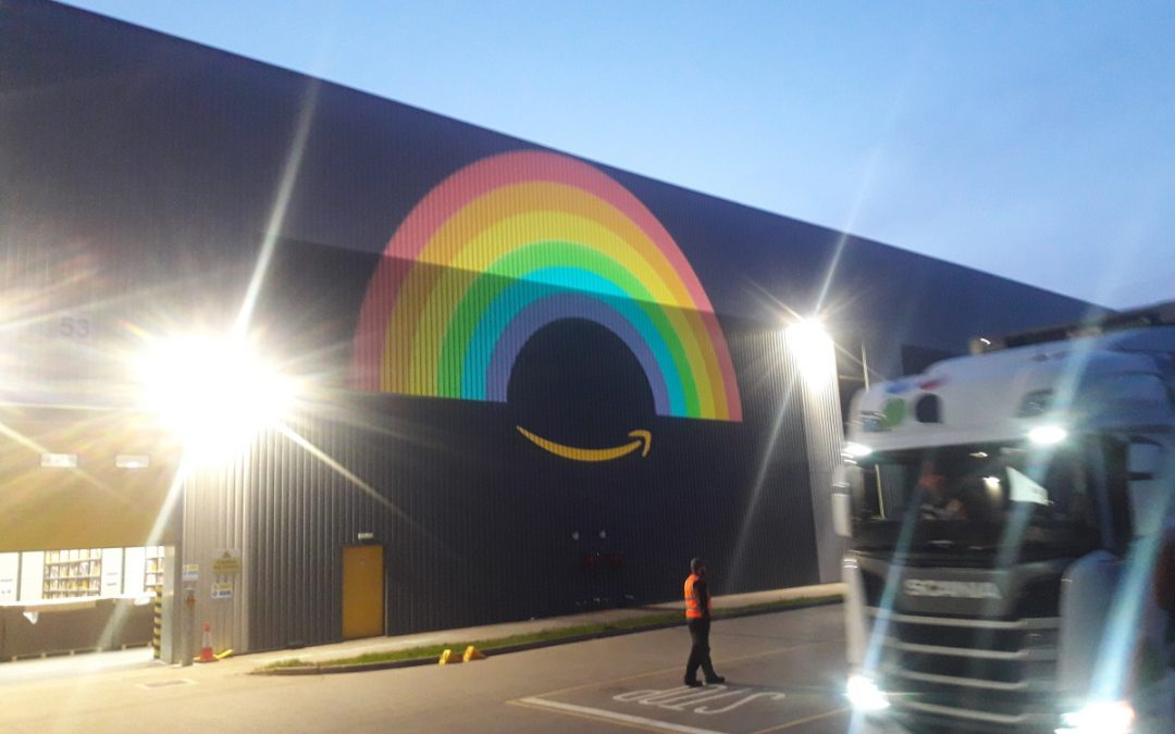 The Art of Large Scale Projection bringing Campaigns and Events to Life