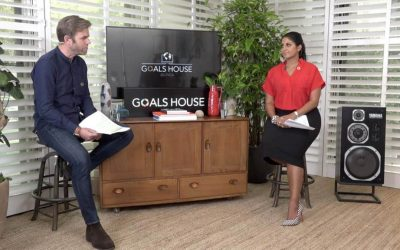 Broadley facilitates Goals House live streaming for United Nations