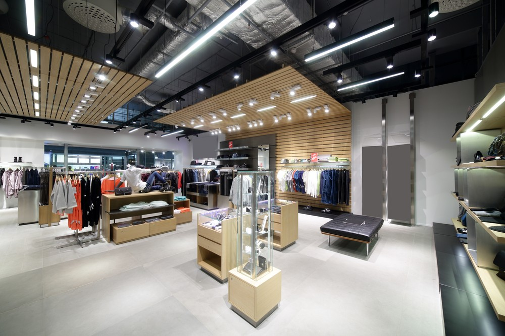 Get the Light Right – Importance of Retail Lighting
