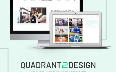 Quadrant2Design Announce the Launch of their New Website