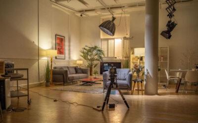 One studio, so many options