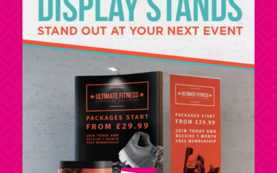Stand out at your next exhibition or event